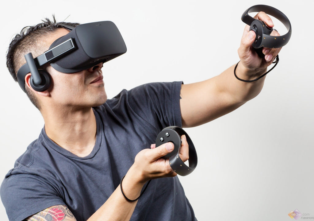 Everyone Can Live a VR Gaming Life