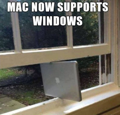 Does iPad Suppots Windows