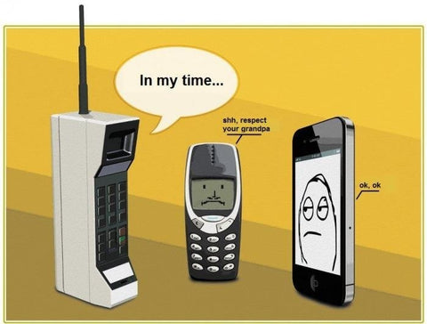 cell phone generation