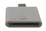 Wavertec Apple 30 Pin Female to Micro USB Male Adapter Converter - wavertec.com - 2