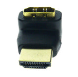 Wavertec 90 270 Degree Right Angle HDMI Male to Female Connector 1.4 Adapter Converter - wavertec.com - 4
