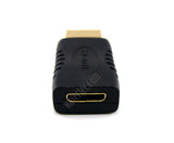 Wavertec Mini HDMI Female to Standard HDMI Male Adapter Type C to A Connector HDMI 1.4 3D