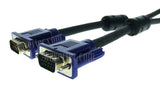 Wavertec 70M 229Ft D-Sub 15 Pin SVGA VGA Long Cable 3+6 Wired 1080P - wavertec.com - 1