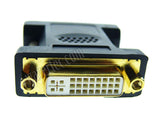 Wavertec 24+5 Pin Dual Link DVI DVI-I Male to Female Connector Adapter Cable Extender - wavertec.com - 3