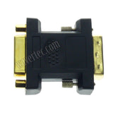 Wavertec 24+5 Pin Dual Link DVI DVI-I Male to Female Connector Adapter Cable Extender - wavertec.com - 2