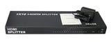 Wavertec 1 in 16 Out (x2=31 Out) HDMI 1.4 Splitter 1080P 3D HDCP - wavertec.com - 2