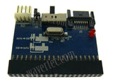 Wavertec Dual Directions IDE PATA to SATA to IDE PATA Converter Cable Card - wavertec.com - 2
