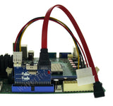 Wavertec Dual Directions IDE PATA to SATA to IDE PATA Converter Cable Card - wavertec.com - 5