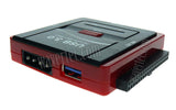 Wavertec 43 & 40 Pin IDE & 22 Pin SATA to USB 3.0 Adapter Cable with OTB External Power US Plug - wavertec.com - 2