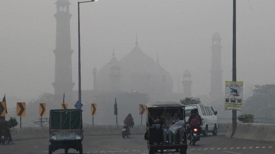 Smog: What precautions to take?