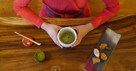 Japanese tea 101 at MASU by Nic Watt