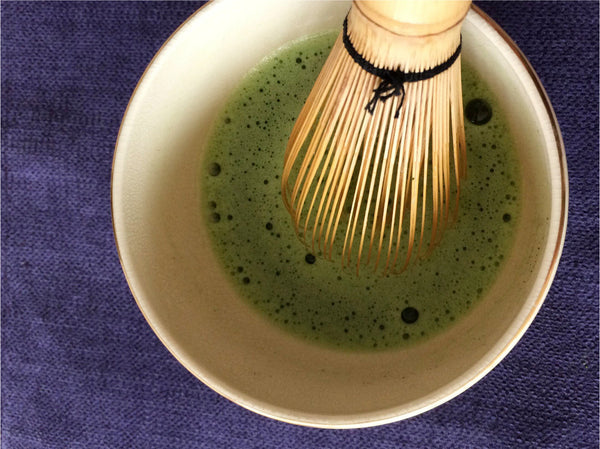 Matcha Quality checklist : Matcha is not the same as powdered green tea.
