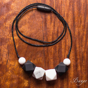 Abbey - Silicone Necklace By Braya Australia