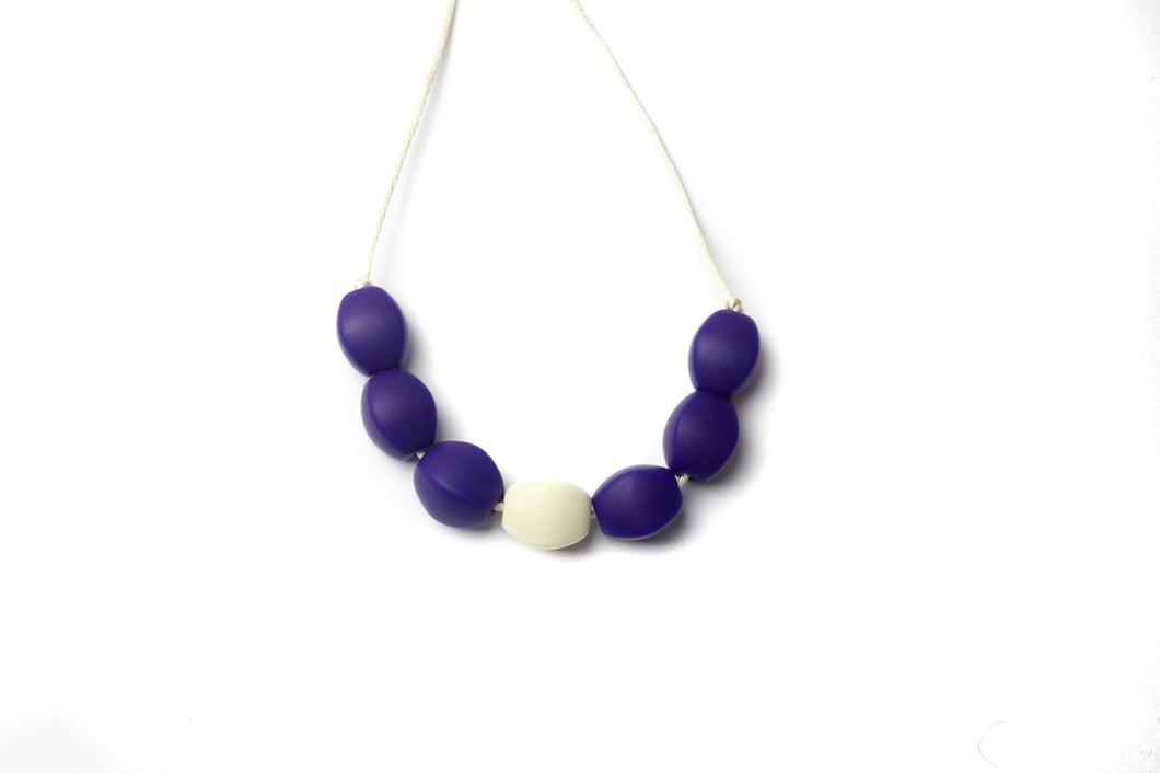 Olive - Silicone Necklace By Braya Australia