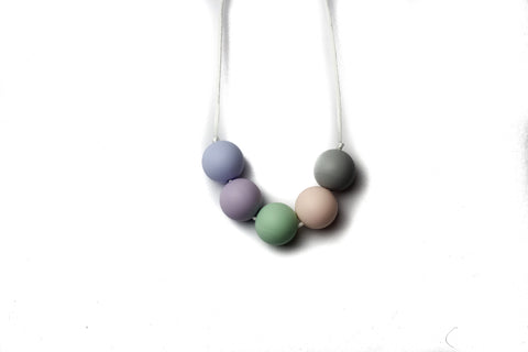 Danica - Silicone Necklace By Braya Australia