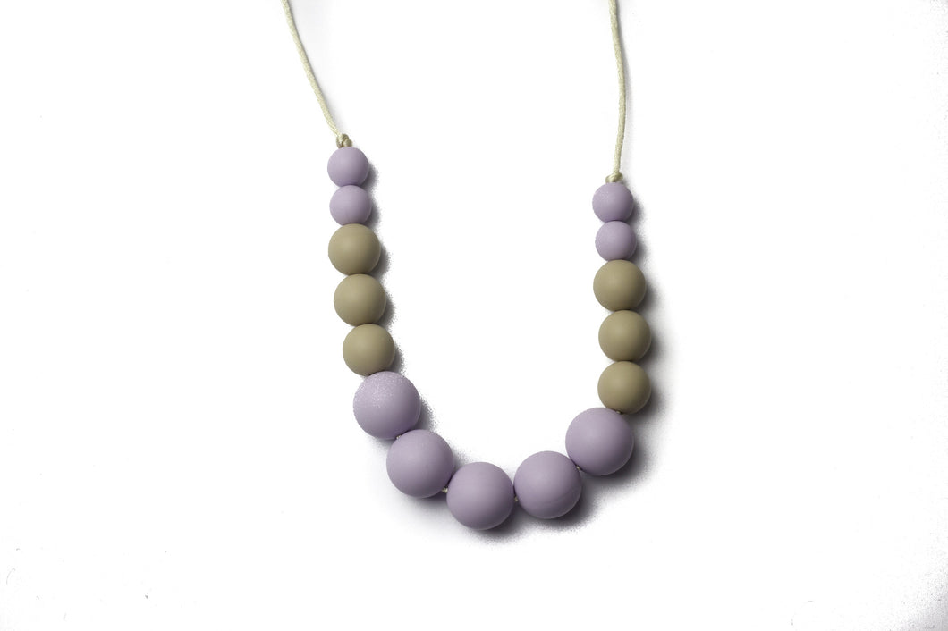 Holly - Silicone Necklace By Braya Australia