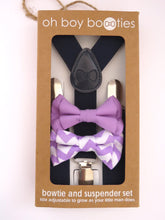 Mr Charlie – The Bow Tie Charmer - Silicone Necklace By Braya Australia
