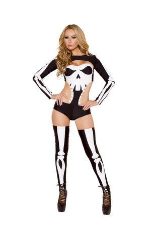 CC222 Skeleton Costume