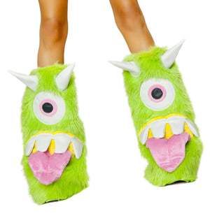 JJ176 One-Eyed Monster Legwarmers