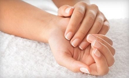Luxe Spa Manicure