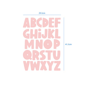 ABC WALL DECALS