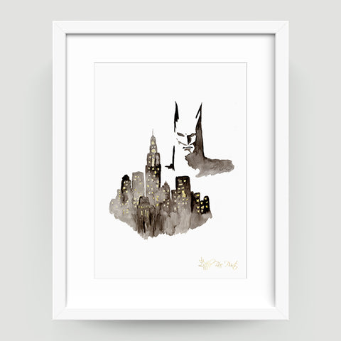 Bat City - Little Rae Prints