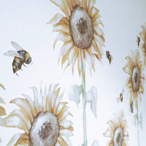 BEE Wall Decal Set