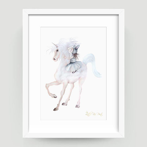 Belle Unicorn