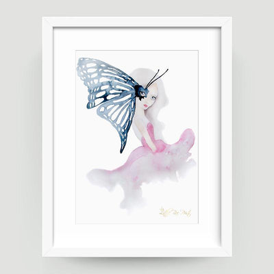 Madame Butterfly - Little Rae Prints