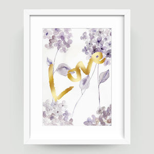 LOVE - Little Rae Prints