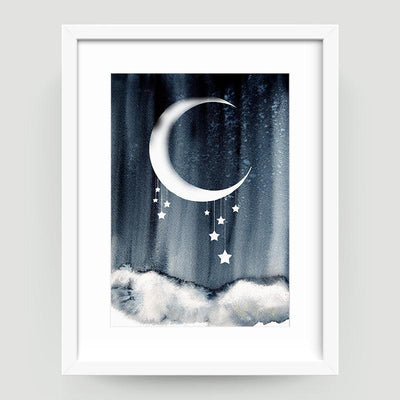 Midnight Blue - Little Rae Prints