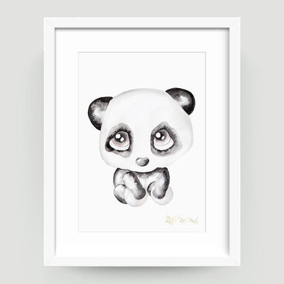Poppy the Panda - Little Rae Prints