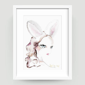 Ruby Ears - Little Rae Prints