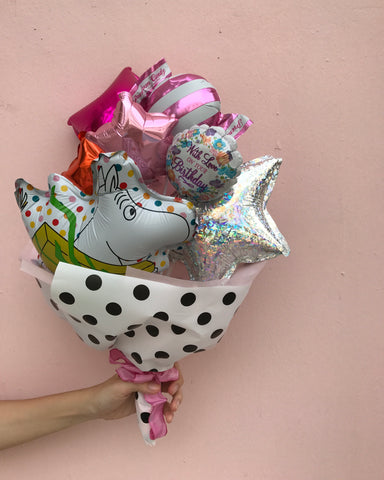 Customized Balloon Hand Bouquet