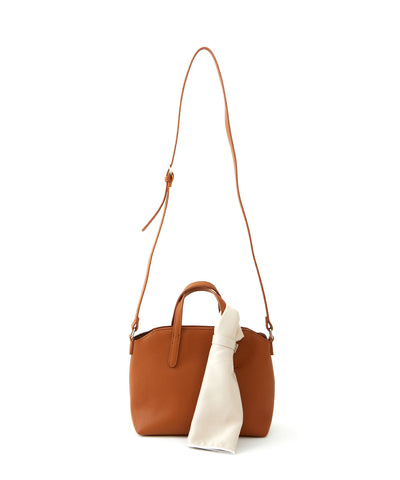 Legato Largo Lineare Shoulder Bag (with Tote Bag)