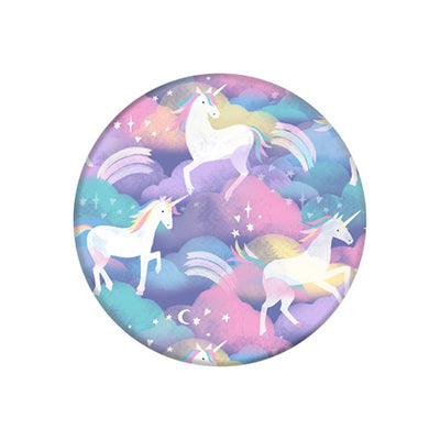 PopSockets Grip [Unicorns In The Air] - 100% Authentic / Authorized Distributor (800087)