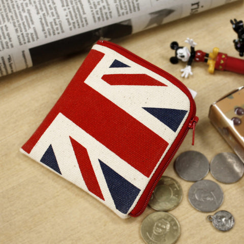 Ultrahard Mini Pouch - England - Anello Japanese Backpack