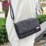CiPU Walking Pouch ECO Black Tweed