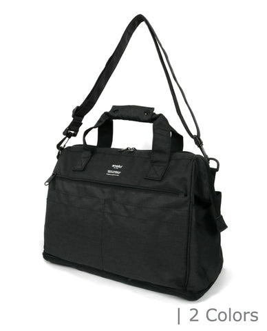 anello 2-way Extended Boston Bag | TRACK