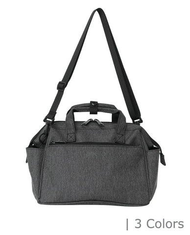 anello 2-Way 10-Pocket Mini Boston Bag | PEG