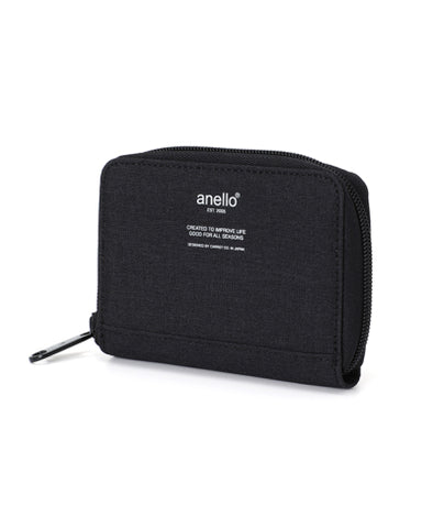 anello Round Zip Wallet (S) | THE DAY
