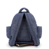 CiPU [Mini] B-Bag ECO Denim Pink - Anello Japanese Backpack