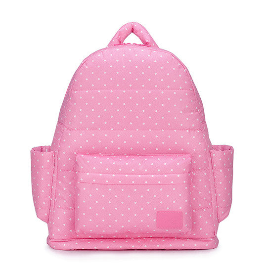 CiPU B-Bag ECO Polka Dot Pink [combo set]