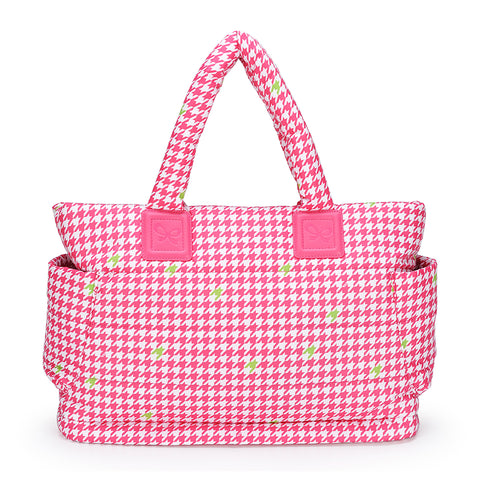 CiPU CT-Bag ECO Pink Houndstooth [basic set] - Anello Japanese Backpack