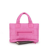 CiPU [Baby] CT-Bag ECO Knitted Pink