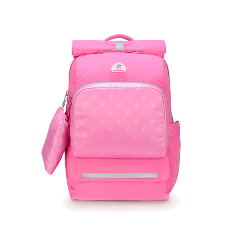 [PRE-ORDER] CiPU School Bag - Combo Set (Pink)