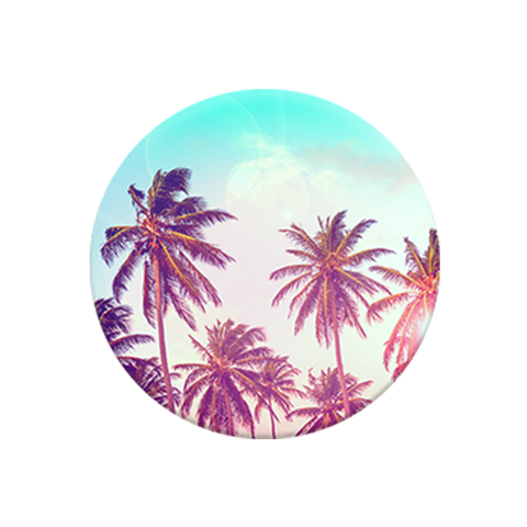 PopSockets Grip [PalmTrees] - 100% Authentic / Authorized Distributor (101230)