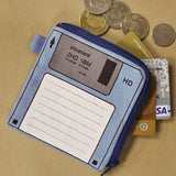 Ultrahard Lab Series Mini Pouch - Floppy Disk (blue)