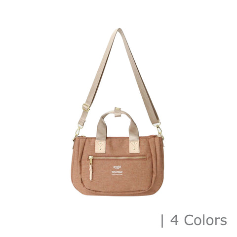 anello 2-Way Mini Tote Bag | ATELIER