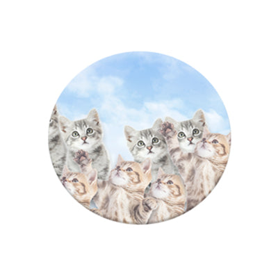 PopSockets Grip [SKy Kitties] - 100% Authentic / Authorized Distributor (800093)